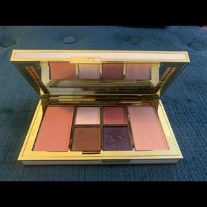 Violet Argente Soleil Eye and Cheek Palette